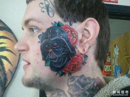 纹身图案 丑分享展示