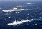 中国海军跨越发展挺进大洋