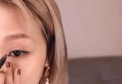 昆凌金泰妍范冰冰 你的人生目标都在画下眼线!