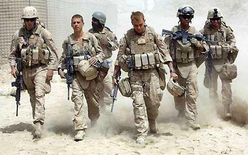 后来发生了战争:难以置信这是阿富汗,历史在开倒车了