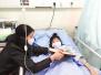 学霸少女患尿毒症 每周透析三次仍能考年级第一