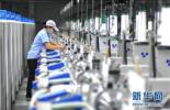 今年前三季度长春县域实现规上工业总产值1636.5亿元