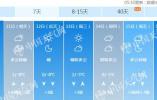 北京阵风7级开启速冻模式 下周最低温将至-8℃