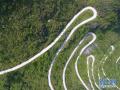 这里的山路十八弯