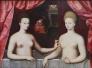 """卢浮宫""""捏乳头""""名作背后:初孕者与法兰西龙种"""