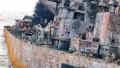 """救助人员在""""桑吉""""轮发现2船员遗体,带回""""黑匣子"""""""