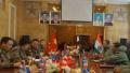 中印边防军在拉达克共庆春节,并致敬五星红旗