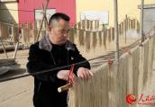 河南渑池县东杨村:产业蓬勃村民变股民 共走致富路