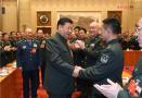 和习主席握手的藏族战士:主席最牵挂的是基层