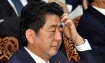 """日本民众抗议安倍 韩""""倒朴派""""力挺:他太像朴槿惠"""