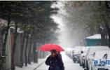 沈阳部分中小学校因降雪停课一天