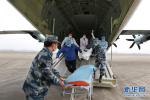 高原天使:运-9飞机空转抢救高原病危军人