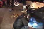 台北一家海鲜店发生枪击事件 有4人受伤