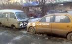 """开春了还不挪窝? 哈尔滨对占道""""僵尸车""""一律清理"""