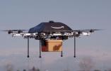 亚马逊专利无人机 能够对人类手势做出反应