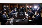 朝韩敲定首脑会晤细节 将举行欢迎仪式和晚宴