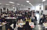 三天假期黑龙江省图书馆天天爆满 自习区座无虚席