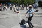 加拿大街头艺人节