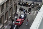 已致1死8伤!歹徒巴黎市区持刀袭击路人 被警方击毙