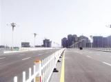 """漯河:""""两桥一路""""通车 市区交通更方便"""