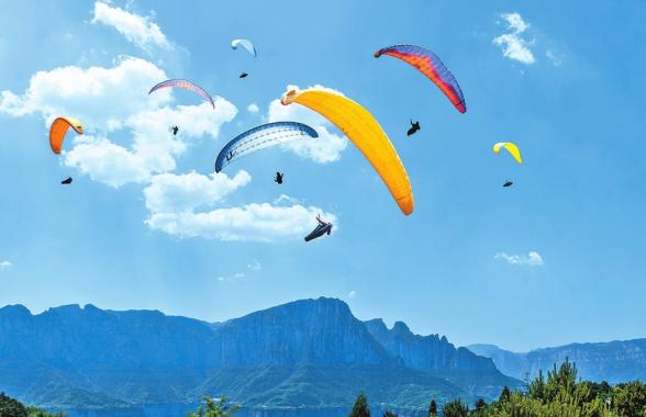 安阳航空运动文化旅游节大幕将启 亮点抢先看