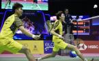 汤姆斯杯中国队3:1胜印尼晋级 决赛将战日本
