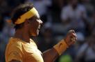 纳达尔:焦科维奇依然是法网冠军的有力争夺者