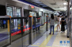 北京出行结构变化 地铁客运量超地面公交