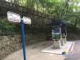 公交站现两种不同站牌 中山陵园管理局:立即撤下