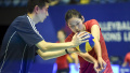 世界排球联赛香港站中国女排不敌意大利队