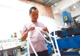 汝阳县上店镇一名农民返乡创业 带动乡亲就业