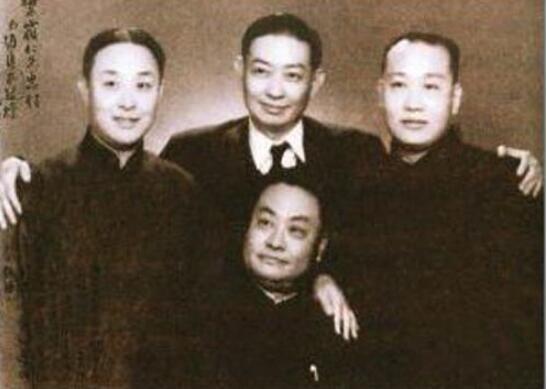 """91年前群众投票选出""""四大名旦"""",安静的美男子开启""""男色时尚"""""""