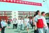 北京首次新中考:6.5万人参考 文物古迹进考题