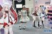 中国国际动漫游戏博览会开幕 上海动漫交亮眼成绩单!