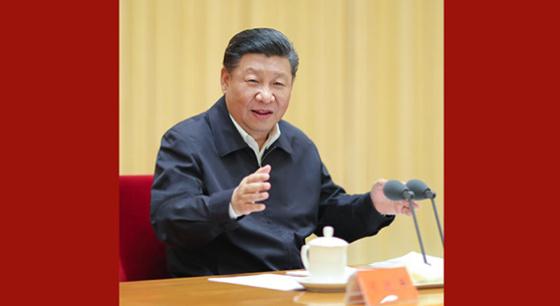 习近平在全国组织工作会议上发表重要讲话