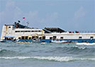 渡轮倾覆34人遇难