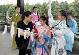 绍兴童谣传唱,每首都是非物质文化遗产