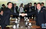"""朝韩在板门店举行将军级会谈 朝方否认催促签署""""终战宣言"""""""