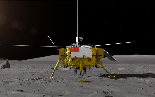 """""""嫦娥四號""""月球車年底奔月 咋應對超300℃溫差?"""