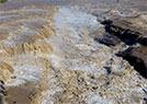 壶口现数百米大瀑布