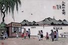 丰子恺诞辰120周年,时光里的杭州停驻在他画中