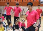 副教授苏炳添教第一课 称原则上东京奥运会后彻底退役