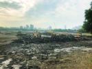 莫愁湖清淤如火如荼, 完工后库容量可增80%