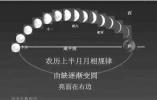 """新月""""立""""着?杭州一天文学教师指出小学科学课本月相图有误"""