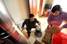 生物质清洁取暖燃料进乡村