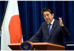 安倍发表新年讲话 欲加快谈判日俄和平条约
