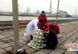 50岁孕妇站台分娩 鲁山站30分钟惊心动魄救助