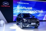 廣汽傳祺首度亮相聖彼得堡車展 加速佈局俄羅斯市場