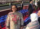 外国嘉宾盛赞新中国成立70周年庆祝活动