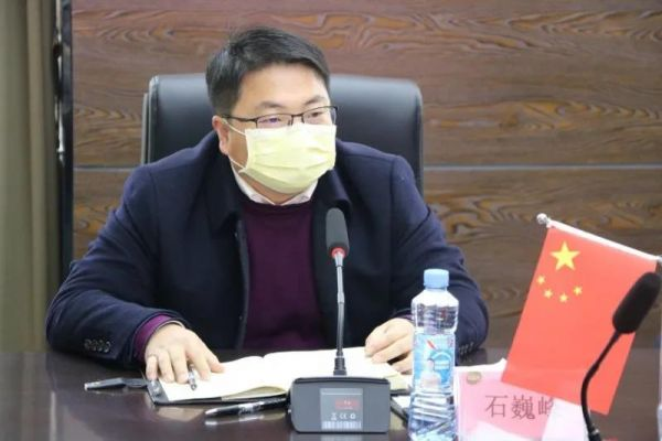绿滋肴党委第一届委员选举大会圆满召开4